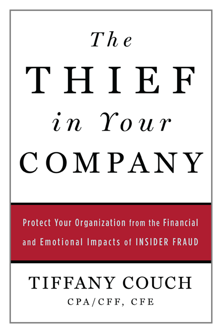 Thief in Your Company by Tiffany Couch