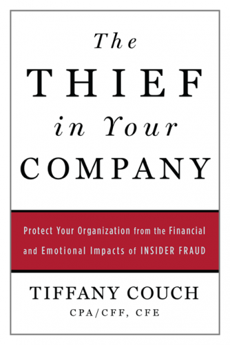 The Thief in Your Company Book Review by Steve Horenstein