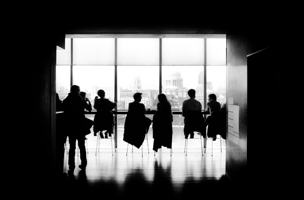 Group of People Collaborating: Photo by Samuel Zeller on Unsplash