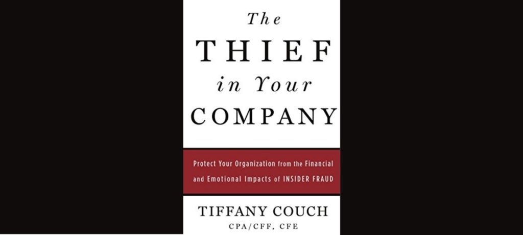Book Cover: The Thief in Your Company